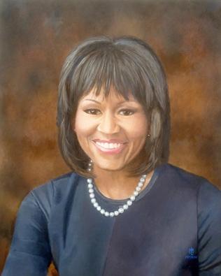 Ma Ly_Michelle Obama