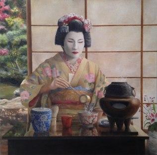 Tea Ceremony by Ma Ly_Fresno California