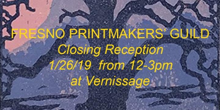 fresno printmakers guild closing reception