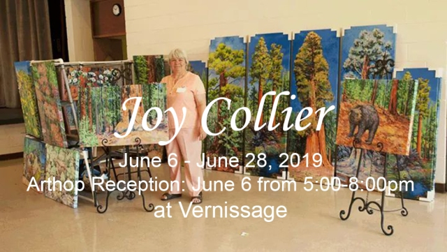 2019-06-06 Joy Collier_Vernissage gallery_Fresno