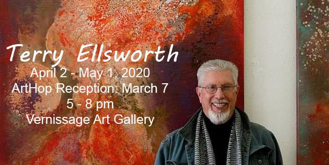 Terry Ellsworth_April Show 2020_Vernissage Fresno